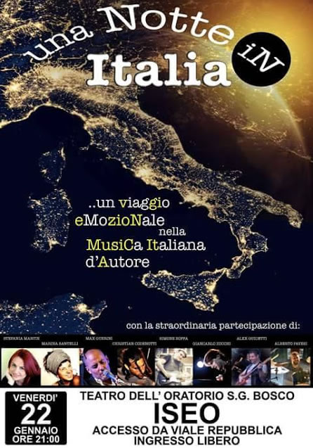 Una Notte in Italia a Iseo