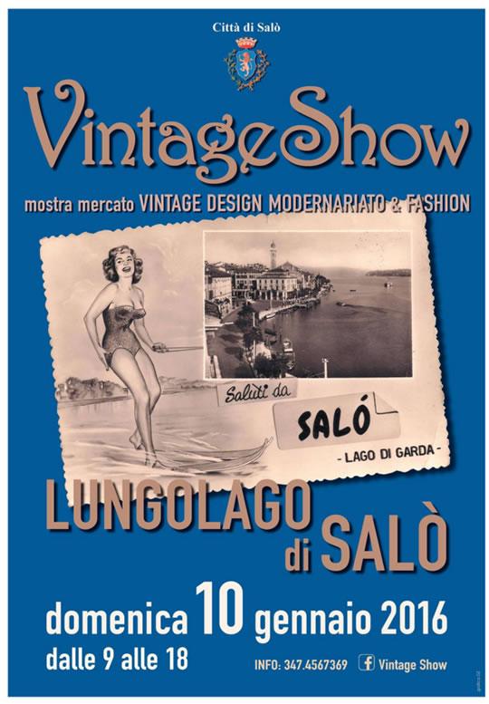 Vintage Show a Salò