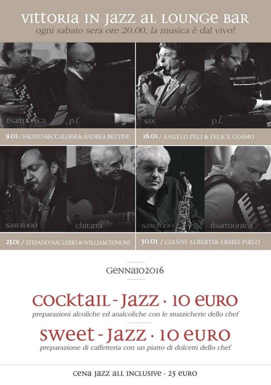 Vittoria in Jazz a Brescia