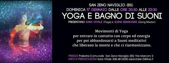 Yoga e Bagni di Suoni a San Zeno