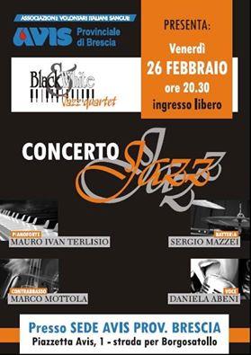 Concerto Jazz a Brescia