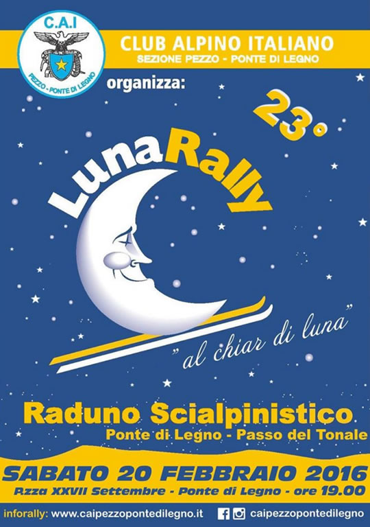 23 Luna Rally a Ponte di Legno
