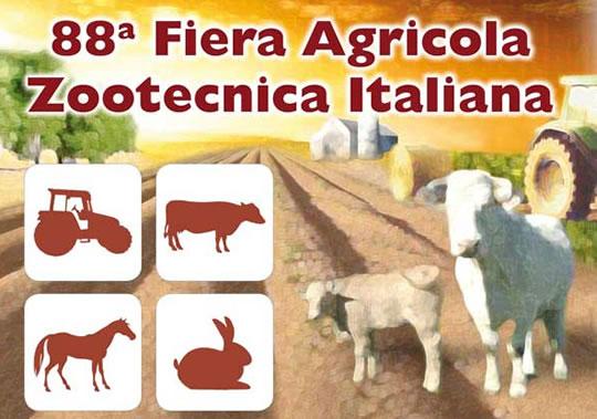88 fiera agricola zootecnica italiana a montichiari for Fiera elettronica calendario 2016