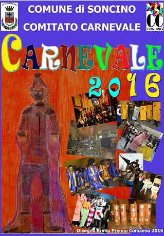 Carnevale 2016 a Soncino