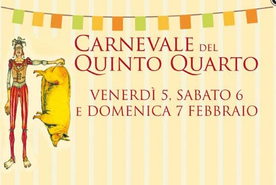 Carnevale del Quinto Quarto a Isola Dovarese CR