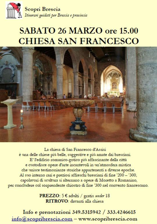 Chiesa di San Francesco a Brescia
