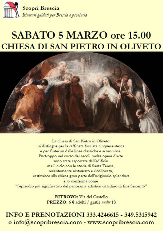Chiesa di San Pietro in Oliveto a Brescia