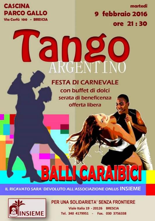 Festa con Balli Caraibici a Brescia