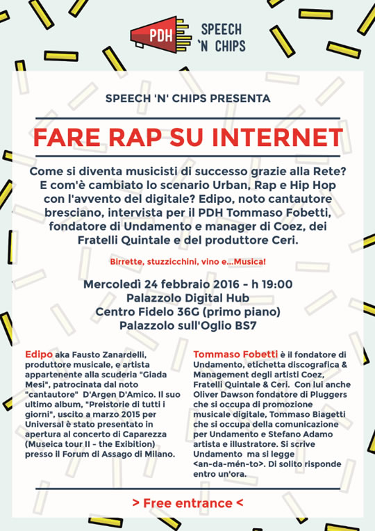 Speech'nchips a Palazzolo