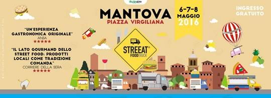 Streeat Food Truck a Mantova