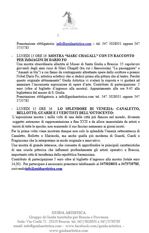 Visite Guidate a Brescia
