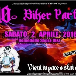 10 Biker Party a Remedello Sopra