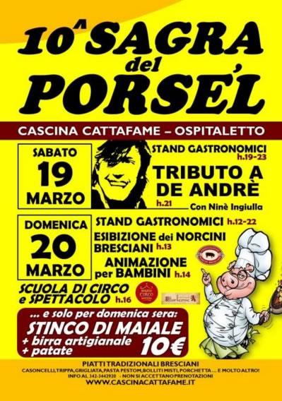 10 Sagra del Porsel a Ospitaletto