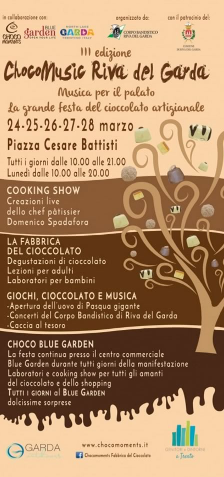 3 ChocoMusic a Riva del Garda TN