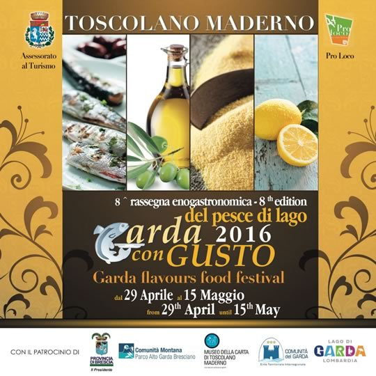 8° Garda con Gusto a Toscolano Maderno