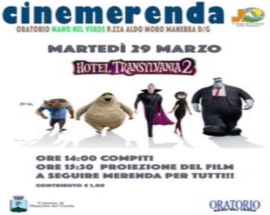 Cinemerenda a Manerba