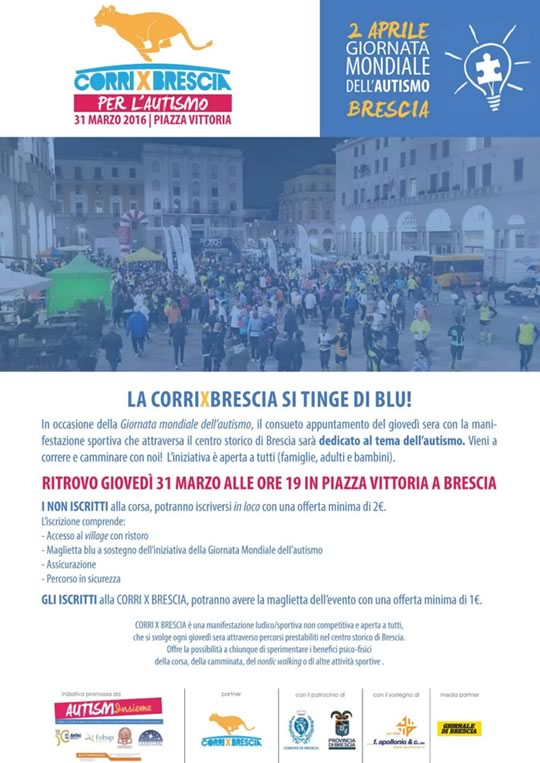 Corri per Brescia