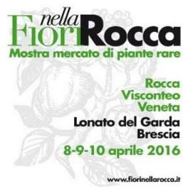 Fiori Nella Rocca 2016 a Lonato