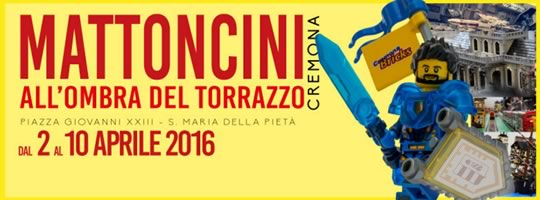 Mattoncini all'Ombra del Torrazzo a Cremona