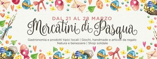 Mercatini di Pasqua al Centro Commerciale di Desenzano