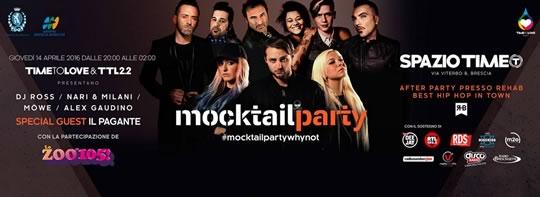 MocktailParty a Brescia