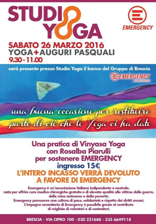 Studio Yoga a Brescia
