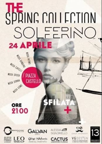 The Spring Collection a Solferino