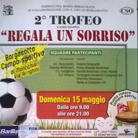 2 Trofeo Regala un Sorriso a Borgosotto di Montichiari