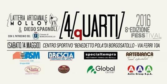4 qUARTI a Borgosatollo