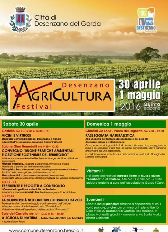 AgriCultura Festival a Desenzano