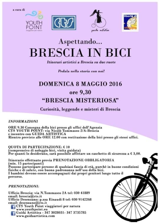 Aspettando Brescia in Bici