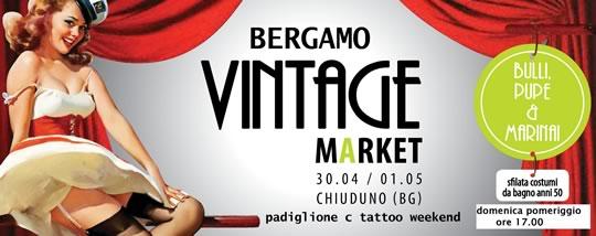 Bergamo Vintage a Chiuduno