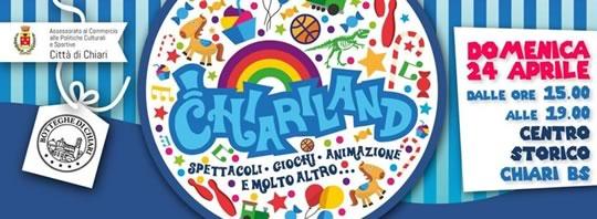 Chiariland a Chiari