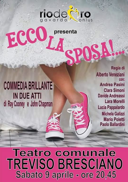 Ecco la Sposa a Treviso Bresciano