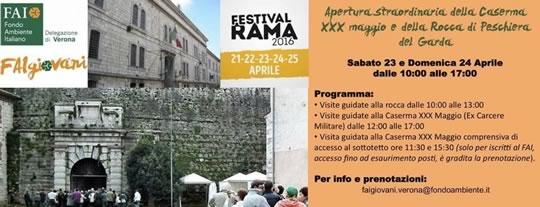 Festival Rama a Peschiera