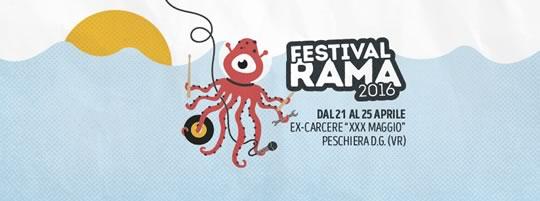Festival Rama a Peschiera del Garda VR