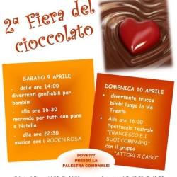 Fiera del Cioccolato a Saviore dell'Adamello