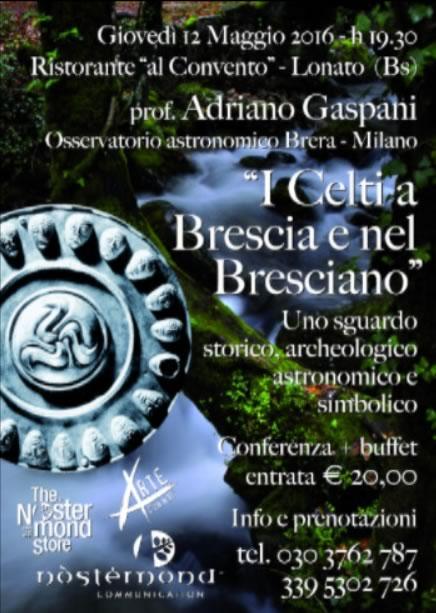 I Celti a Brescia e nel Bresciano a Lonato