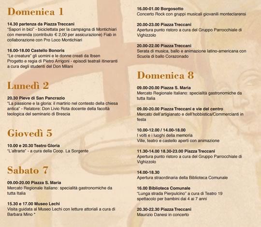 Maggio Monteclarense 1
