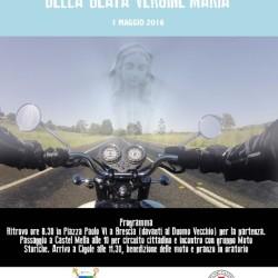 Motopellegrinaggio della Beata Vergine Maria Brescia Cigole