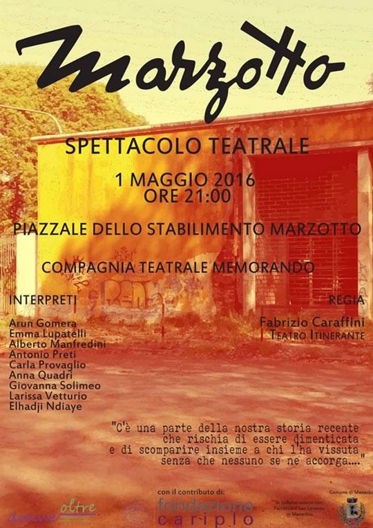 Spettacolo Teatrale a Manerbio