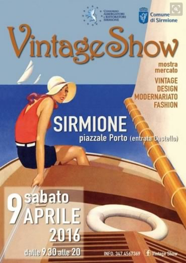 Vintage Show a Sirmione