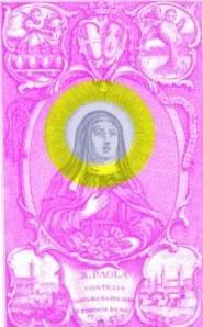 Vita e Venerazione della Beata Paola Gambara Costa a Padernello
