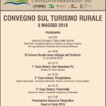 Programma del convegno Turirmo rurale