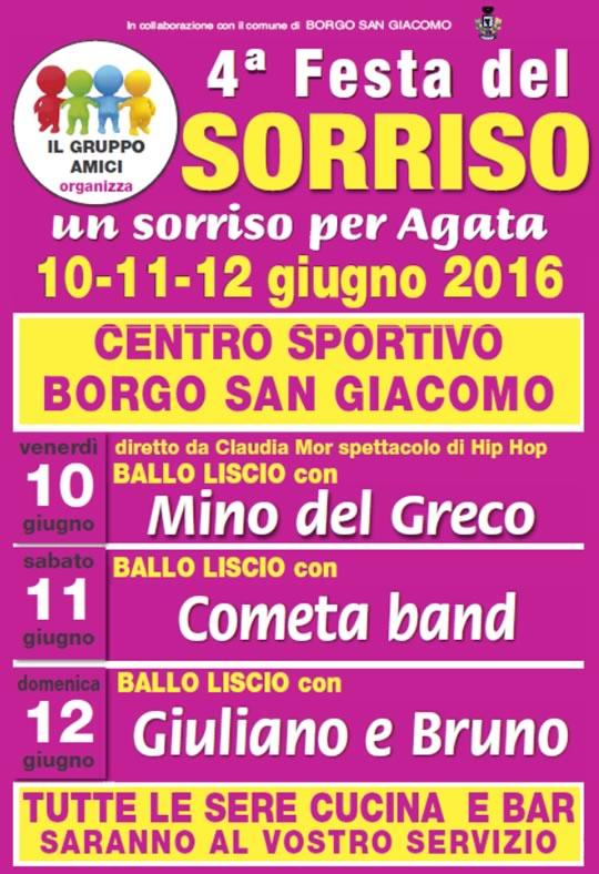 4 Festa del Sorriso a Borgo San Giacomo
