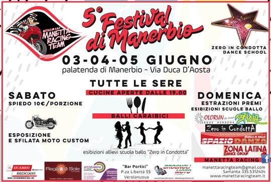 5 Festival di Manerbio
