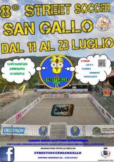 8 Street Soccer San Gallo