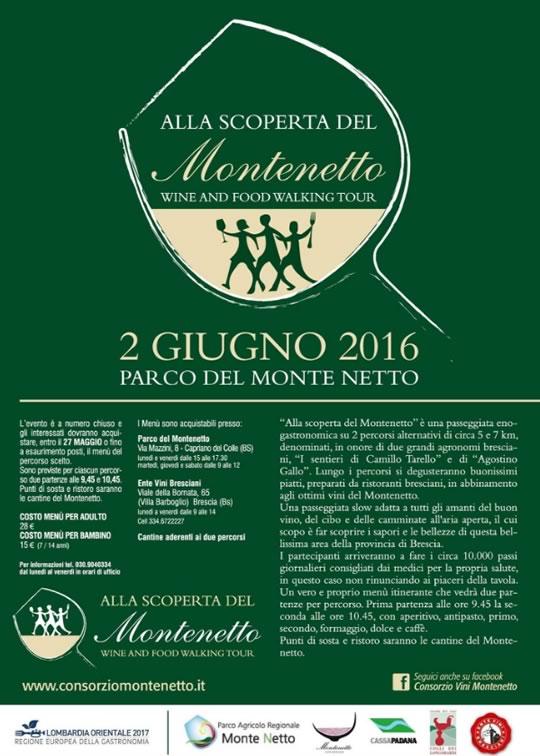 Alla Scoperta del Montenetto 2016