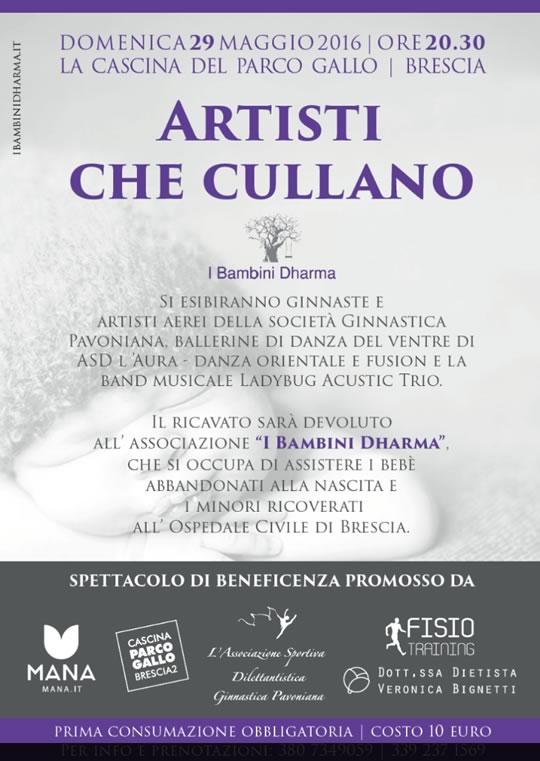 Artisti che Cullano a Brescia