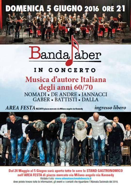 Banda Faber in Concerto a Rezzato